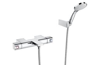 L90 thermostat bath mixer  by  Roca
