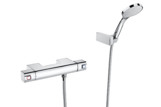 L90 thermostat shower mixer  by  Roca