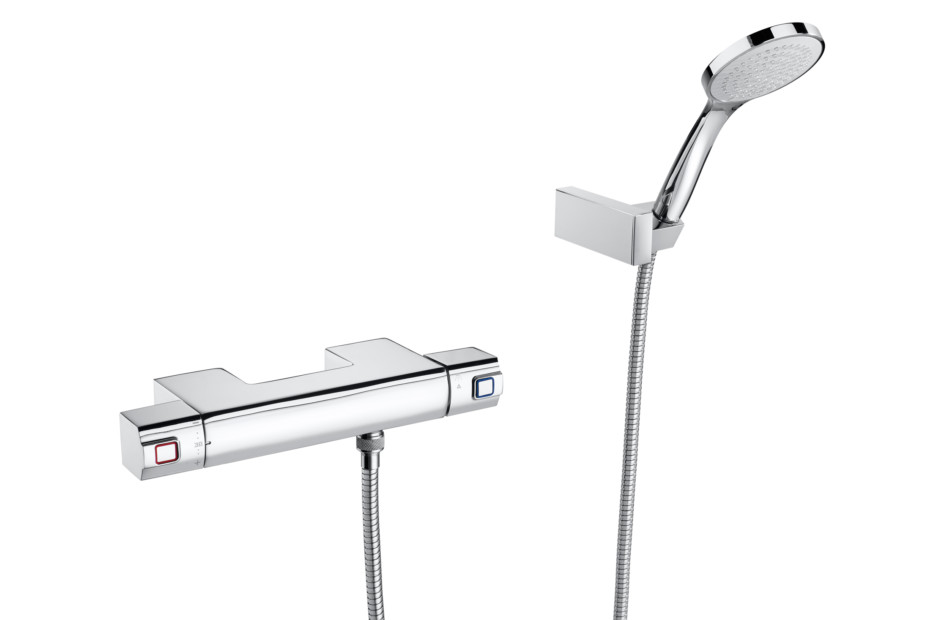 L90 thermostat shower mixer