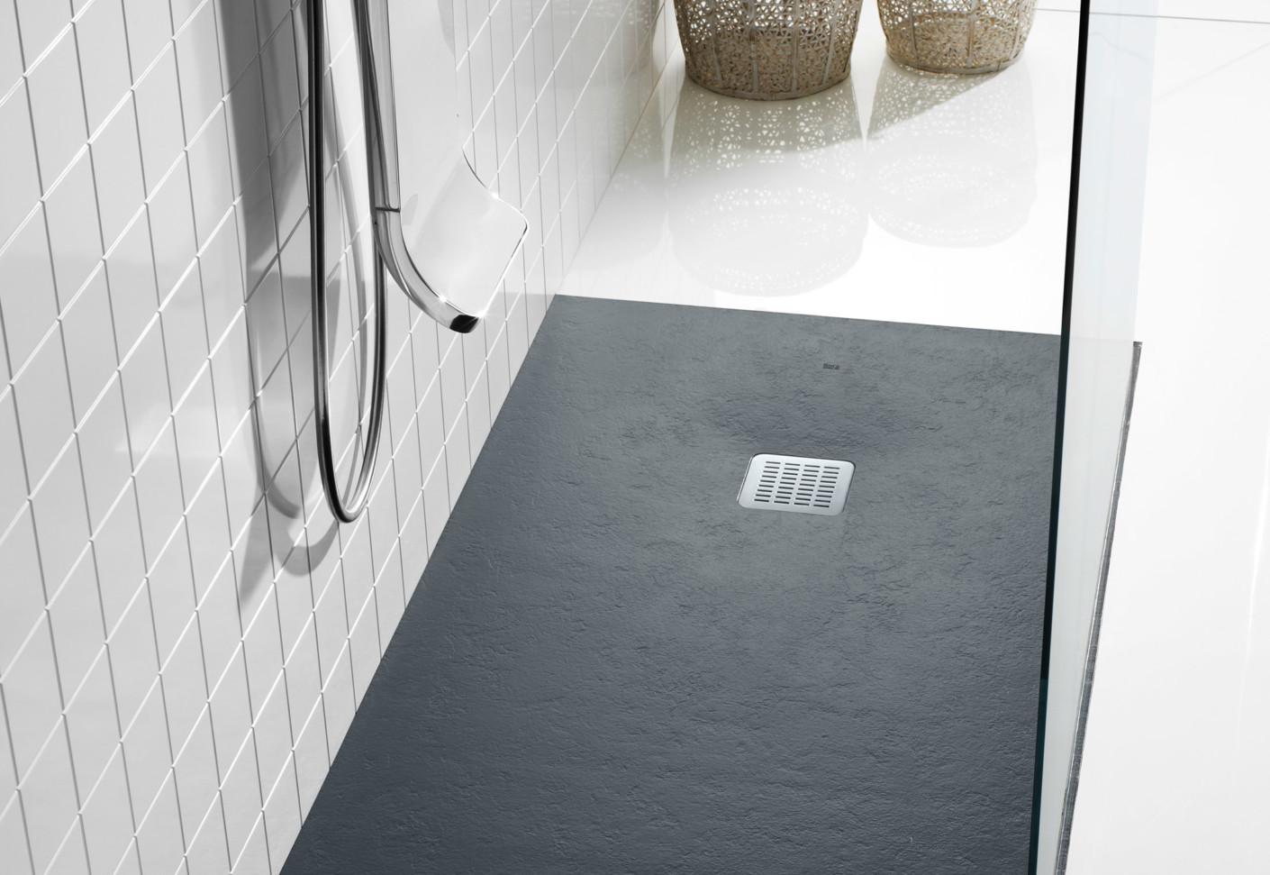 terran duschwanne von roca stylepark. Black Bedroom Furniture Sets. Home Design Ideas