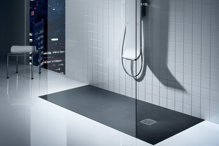 Terran shower tray