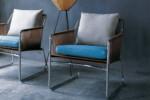Harp 368 lounge chair