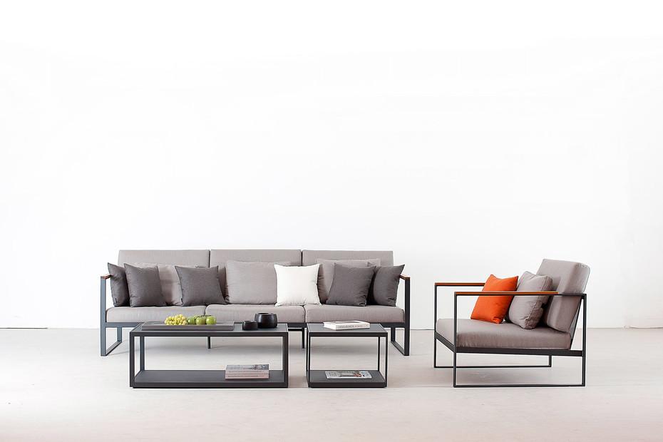 Garden Easy Sofa 2