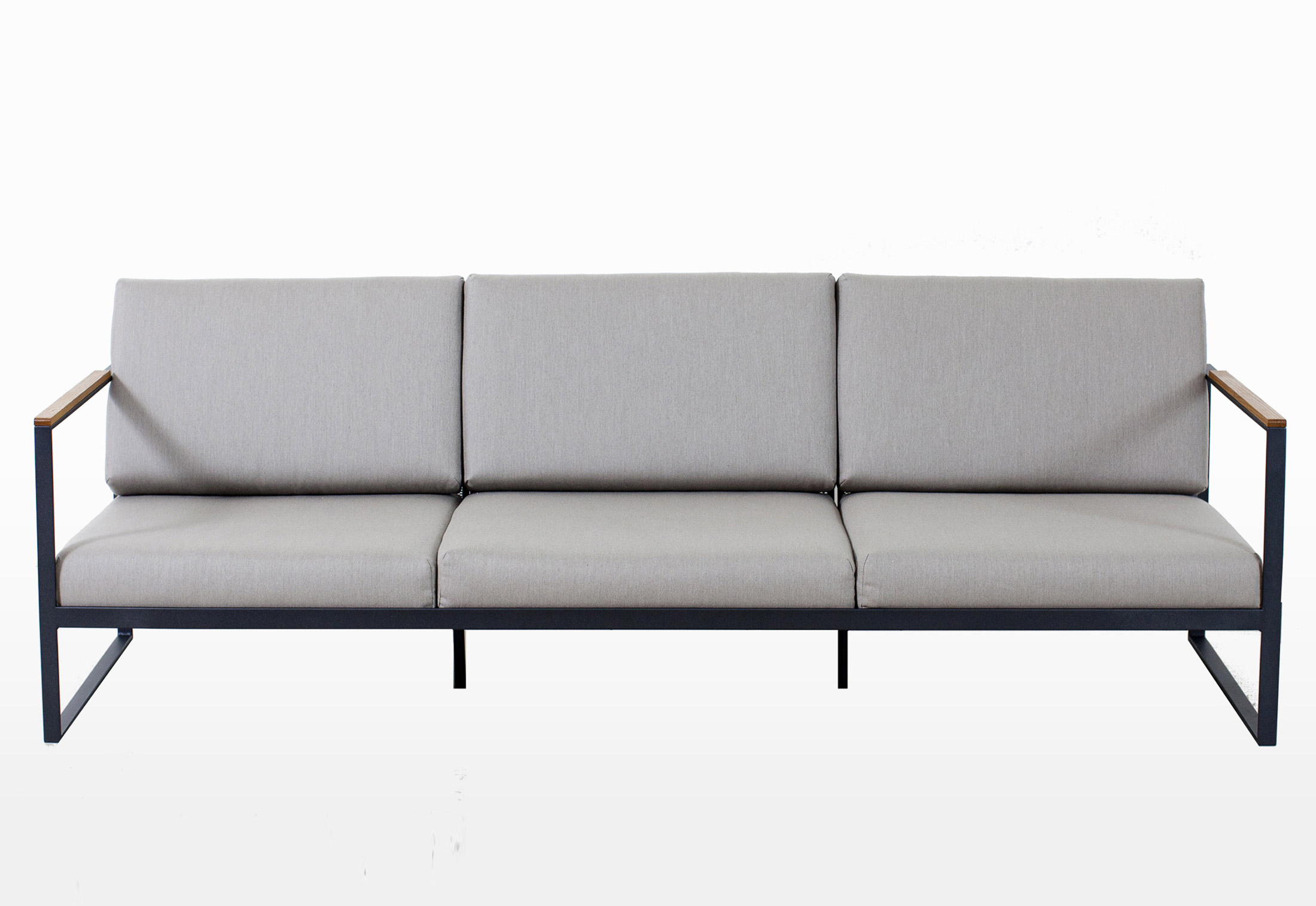 garden easy sofa 3 by röshults | stylepark, Hause deko