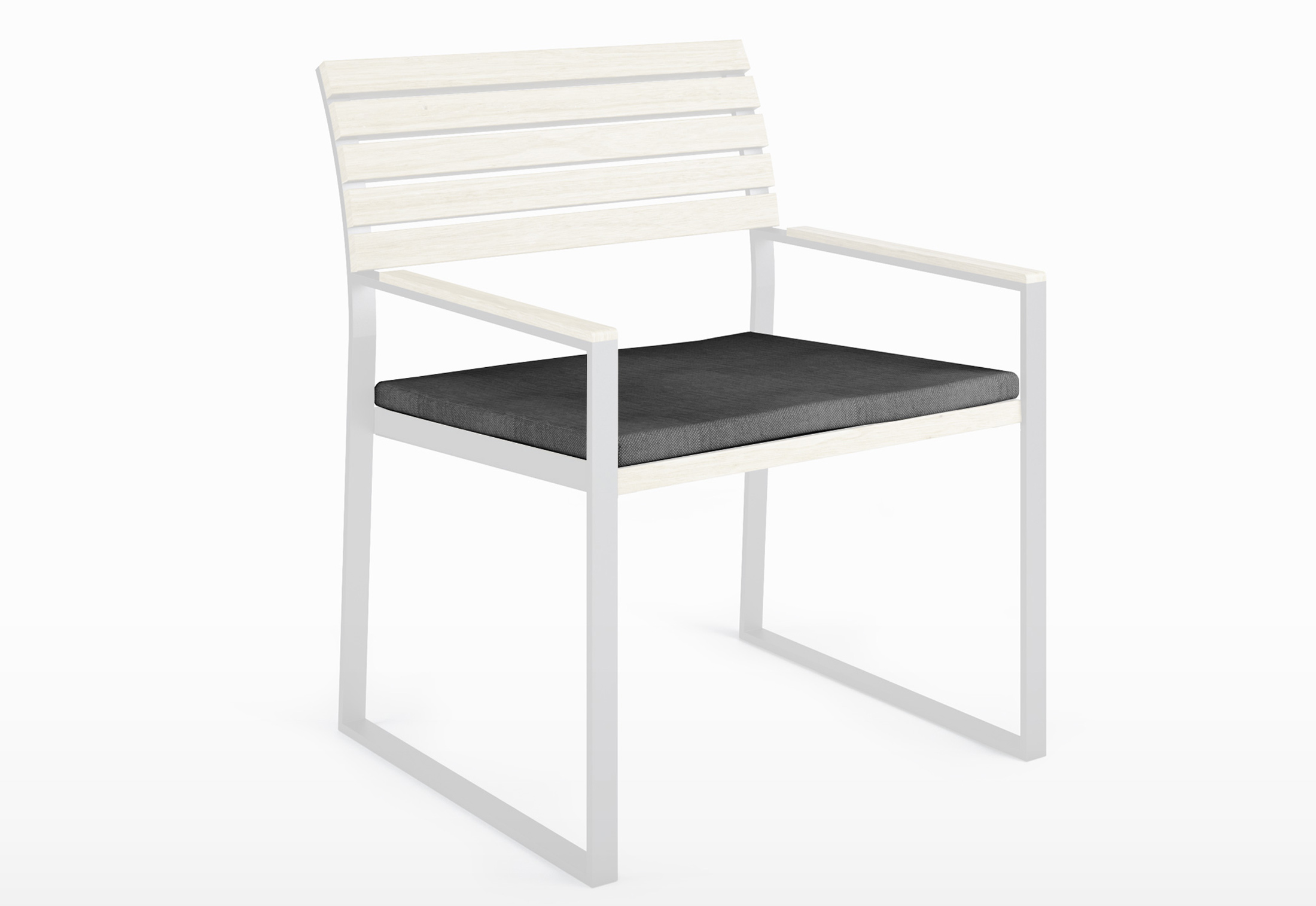 Garden Lounge Chair Cushion von Röshults