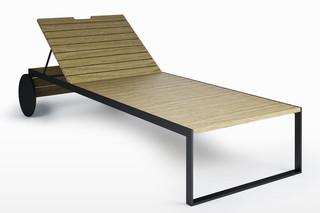 Garden Lounger  by  Röshults