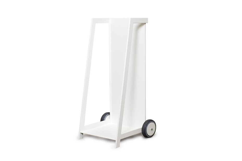 Solo storage trolley