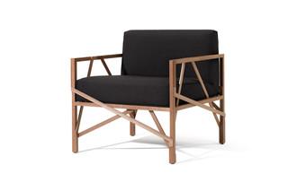 Allumette armchair  by  Röthlisberger