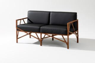 Allumette sofa 2-seater  by  Röthlisberger