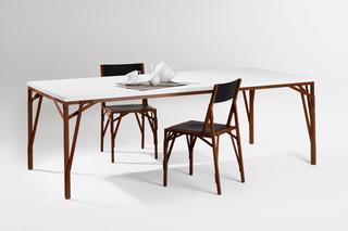 Allumette table rectangular  by  Röthlisberger