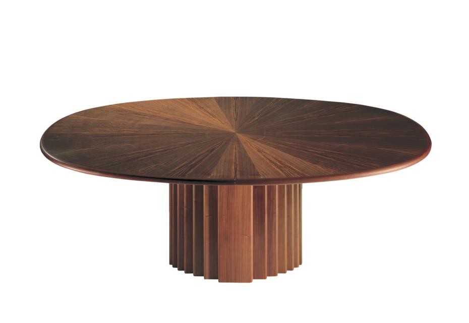 Oval-Tisch