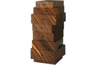 Schubladenstapel  by  Röthlisberger