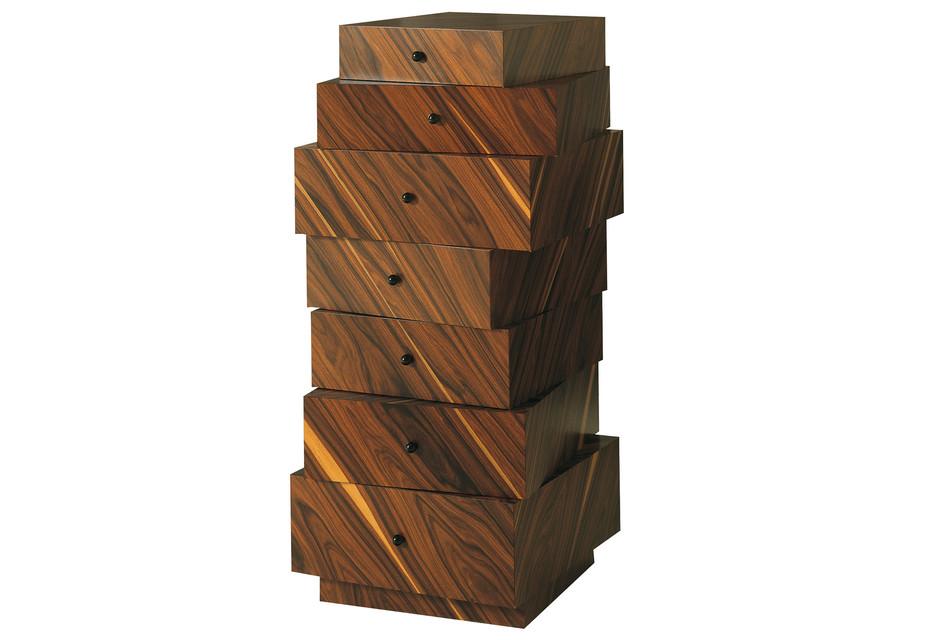 Schubladenstapel