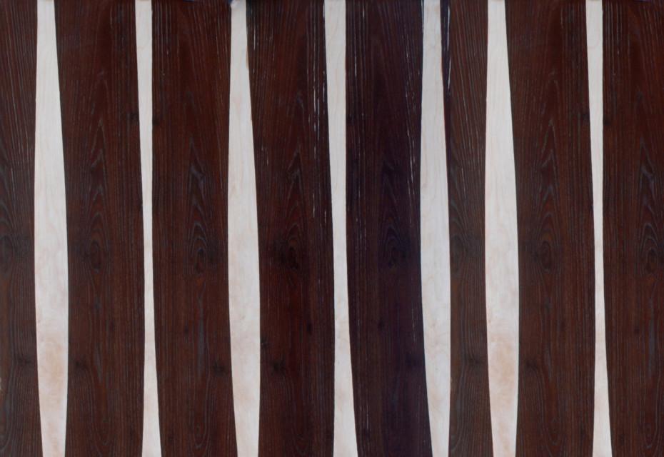 Veneer robinie/birch
