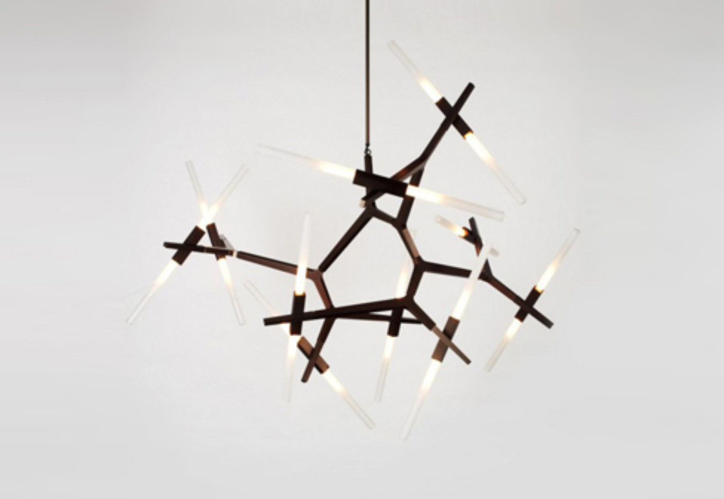 agnes chandelier 20 bulbs by roll hill stylepark. Black Bedroom Furniture Sets. Home Design Ideas