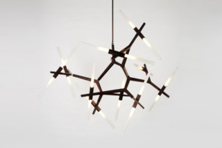 Agnes Chandelier 20 Bulbs  von  Roll & Hill