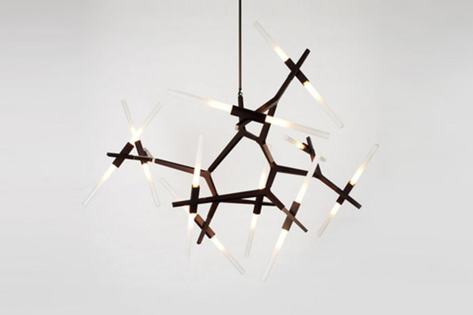 Agnes Chandelier 20 Bulbs
