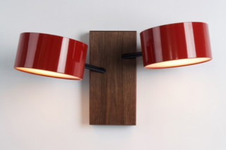 Excel Double Sconce  by  Roll & Hill
