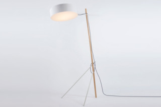 Excel Floor Lamp  by  Roll & Hill