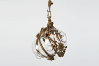 Knotty Bubbles Pendant Large  by  Roll & Hill