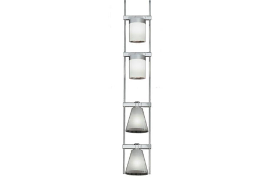 FLOATING GLASS LIGHT LADDER II