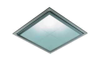 FLOATING GLASS SQUARE  by  RSL