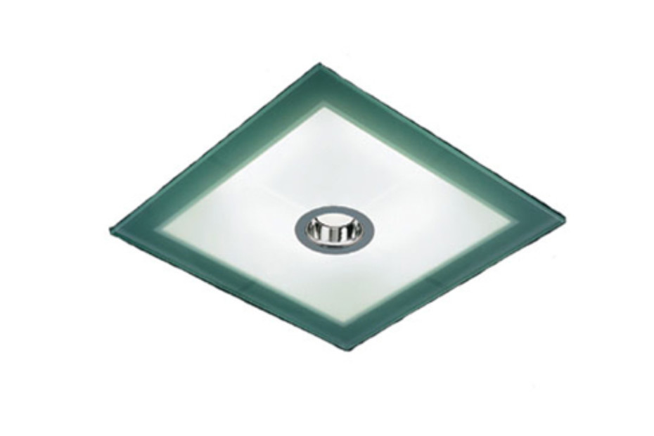 FLOATING GLASS SQUARE