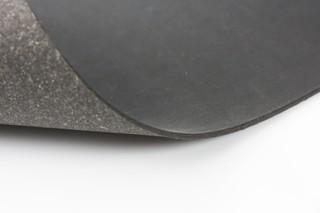 Bonded Leather - Salpa soft black Nubuk  by  Salamander