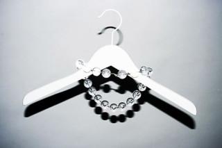 Big Crystal Halskette  von  Saskia Diez