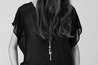 Big Knot Halskette No 5  von  Saskia Diez