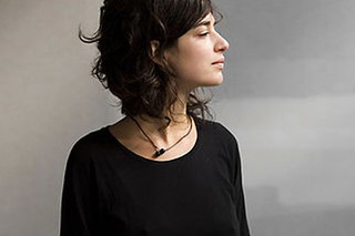 Black Boule necklace  by  Saskia Diez