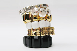 Diamonds bracelets  by  Saskia Diez