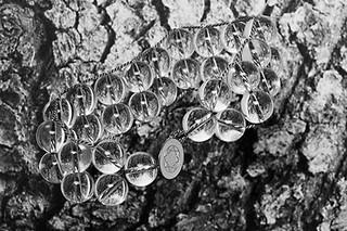 Double Crystal Armband  von  Saskia Diez