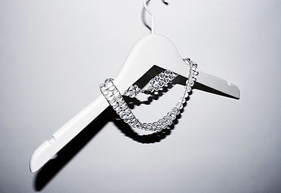 Double Crystal neckless