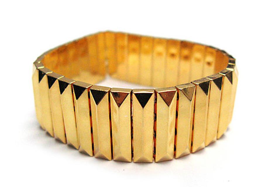 Gold Pavé No 6