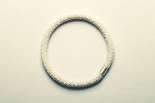 Rope bracelet No 2  by  Saskia Diez