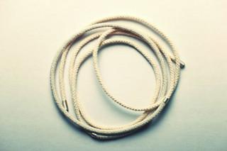 Rope Halskette No 1  von  Saskia Diez