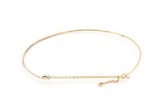 Rose Wire Armband  von  Saskia Diez