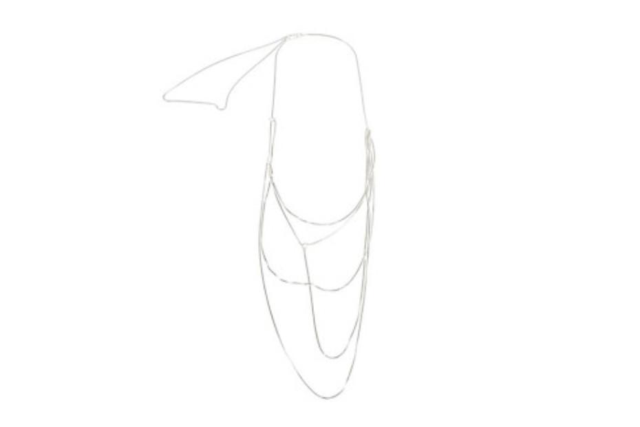Silver Fine Wild Halskette