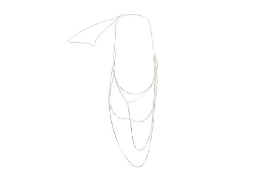 Silver Fine Wild necklace