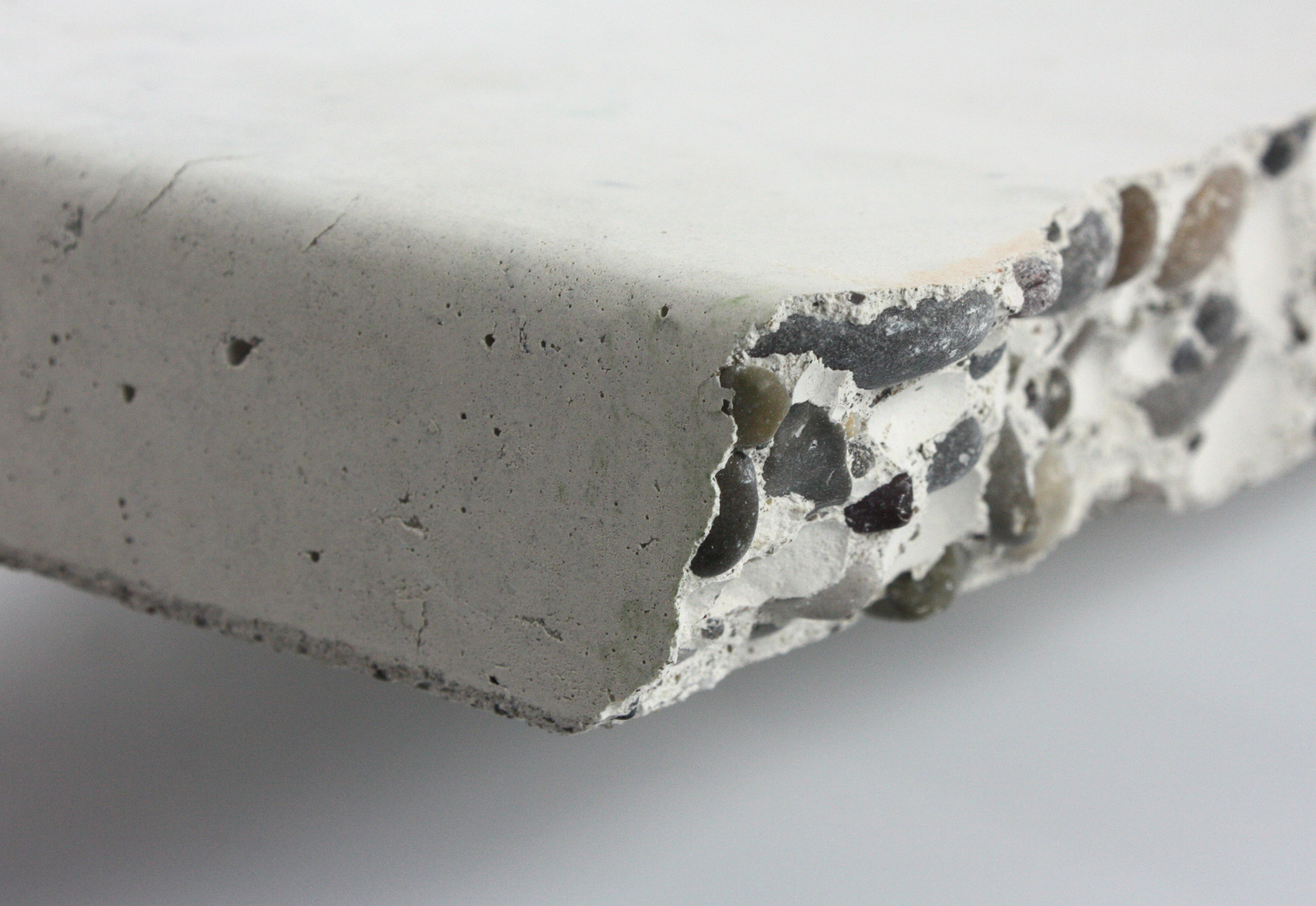 Self Cleaning Concrete By Saw Stylepark