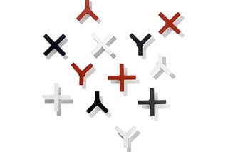 X-Y coat hook  by  Schönbuch