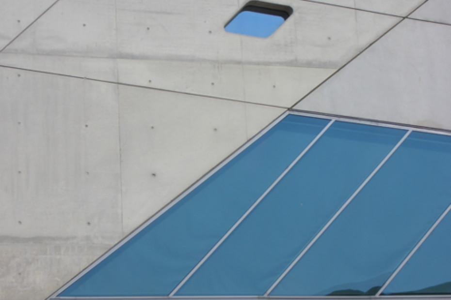 GEWE-tec-System für flächenbündige Verglasung
