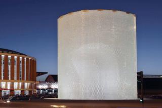 Glasbausteine aus Borosilicatglas  von  SCHOTT