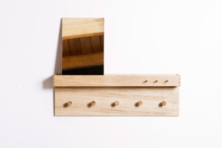 Jeeves coat rack  by  SCP