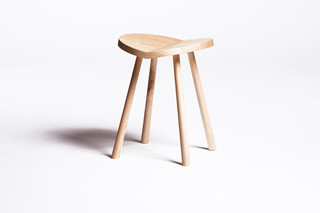 Ulrik stool  by  SCP