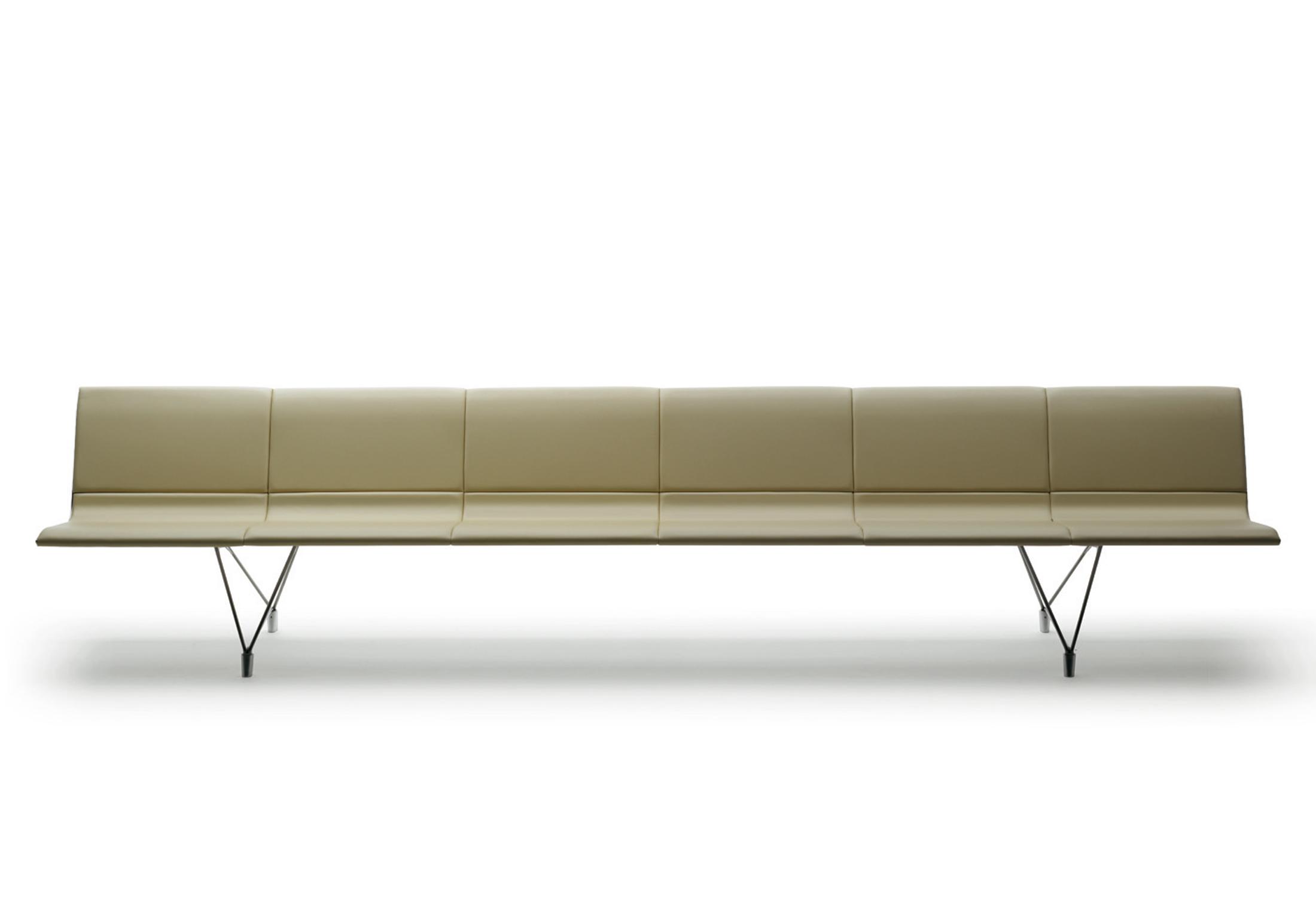 aero bank mit r ckenlehne von sellex stylepark. Black Bedroom Furniture Sets. Home Design Ideas