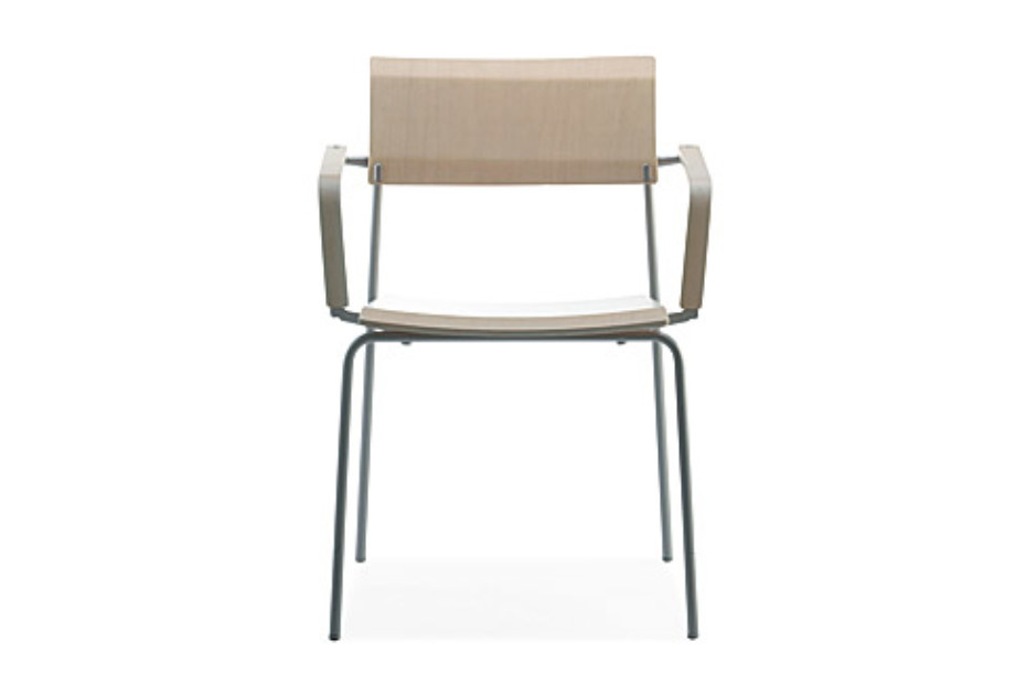 City with armrests