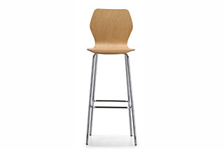 Taburetes with backrest  by  Sellex