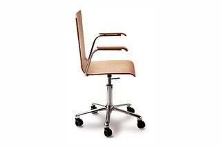 Yago swivel chair  by  Sellex